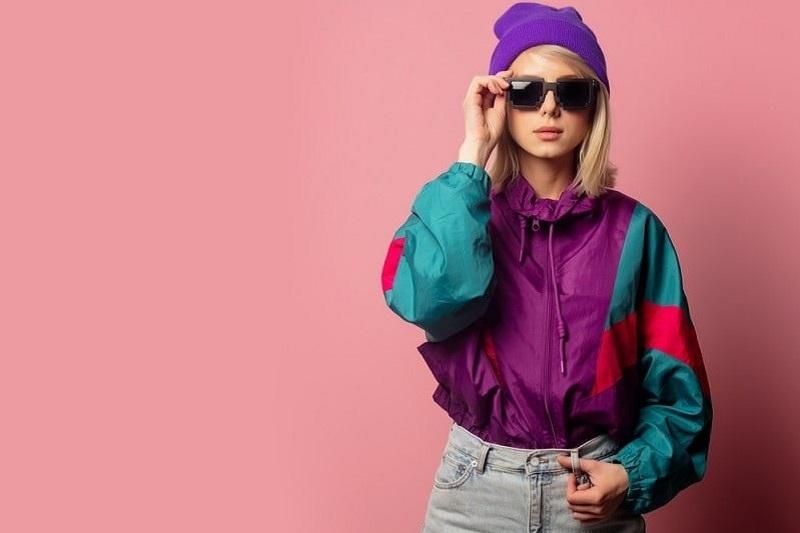 Frauen jahre mode 90 er 90er Jahre