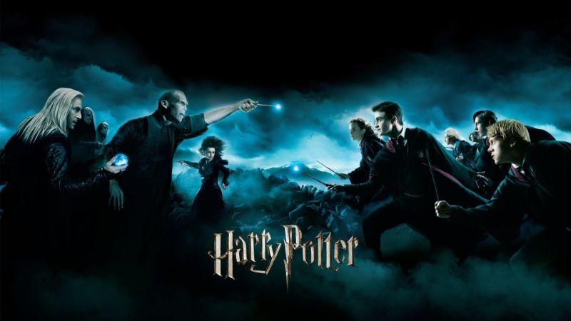 Harry Potter Tapeten Poster