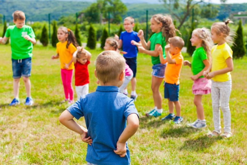 Gruppenspiele Für Erwachsene, Jungengruppen Und Kinder