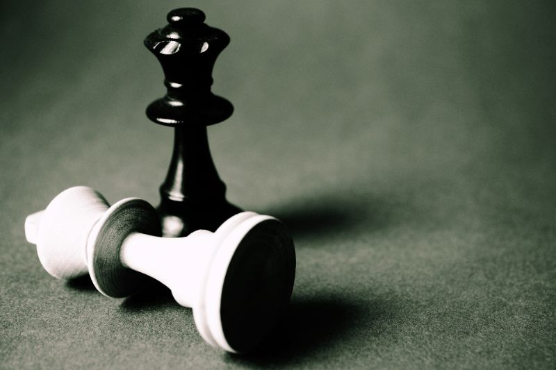 Schach Aufstellung Und Regeln