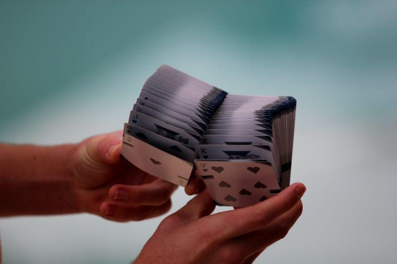 Leichte Kartentricks
