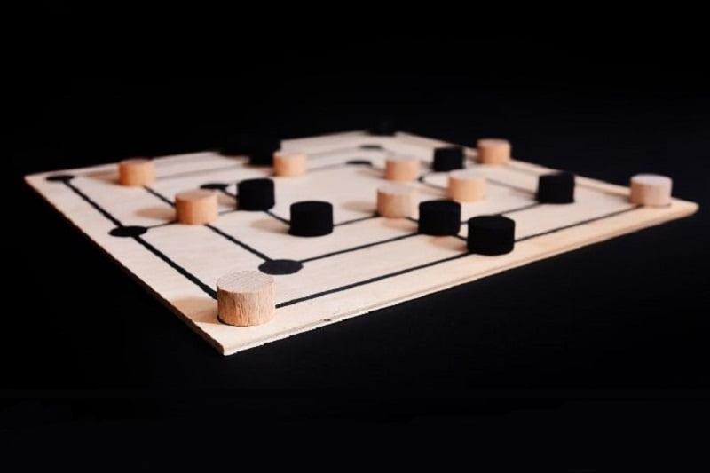 Mühle Spielregel