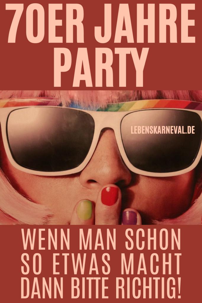 Essen 70er party