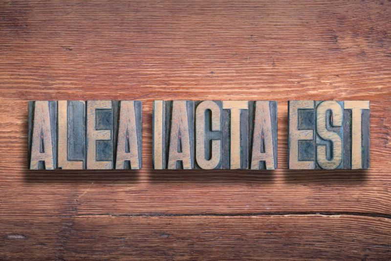 Alea-iacta-est