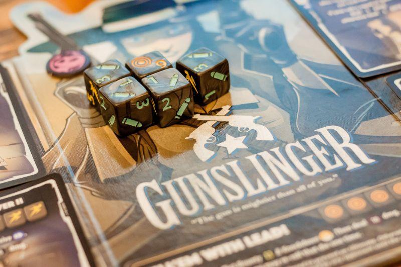gunslinger-Wurfelspiele