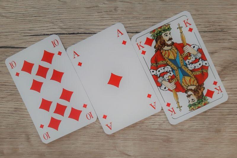 Spitz Und Schnauz Kartenspiel