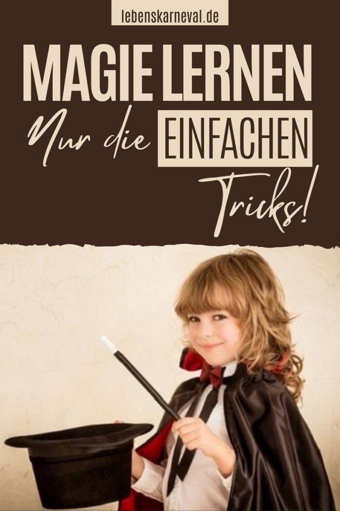 Magie Lernen: Nur Die Einfachen Tricks