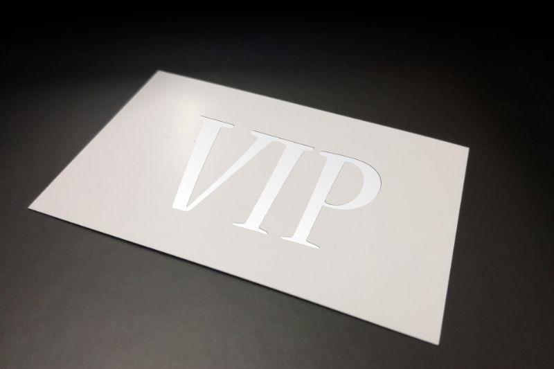 VIP-zeichen