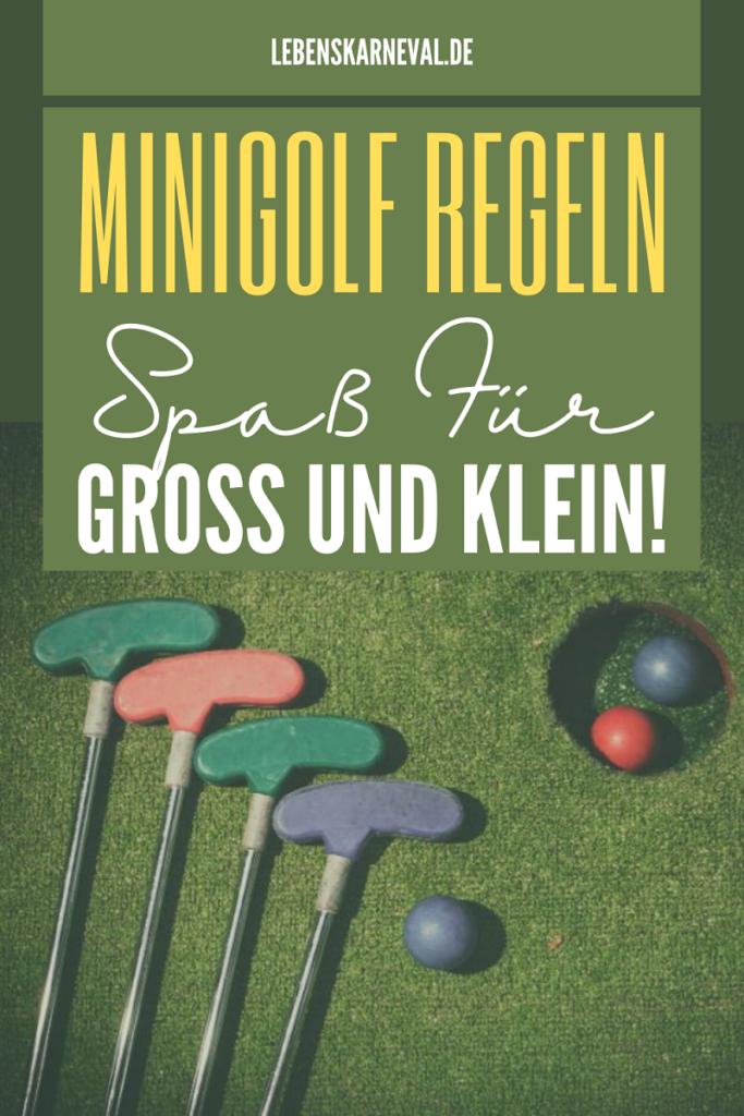 Minigolf Regeln - Spaß Für Groß und Klein!
