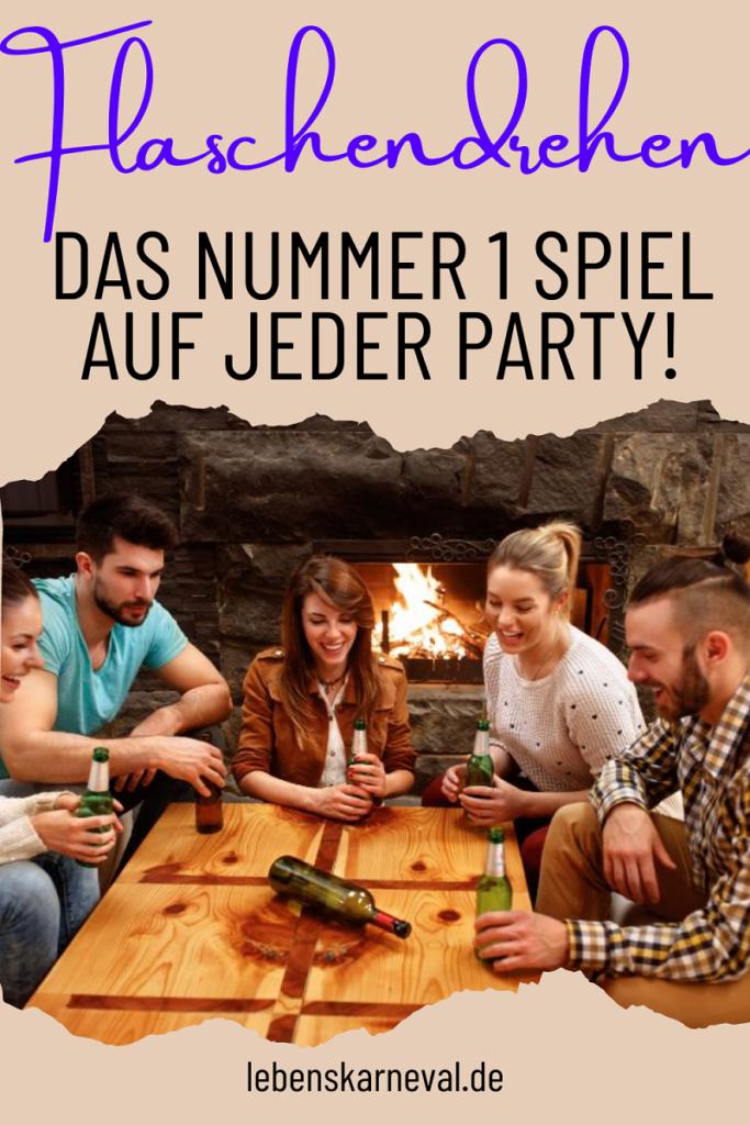 Flaschendrehen-Das Nummer 1 Spiel Auf Jeder Party!