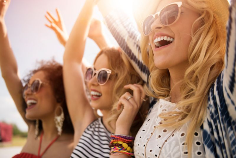 Größtes Festival Der Welt-Von Woodstock bis Coachella!
