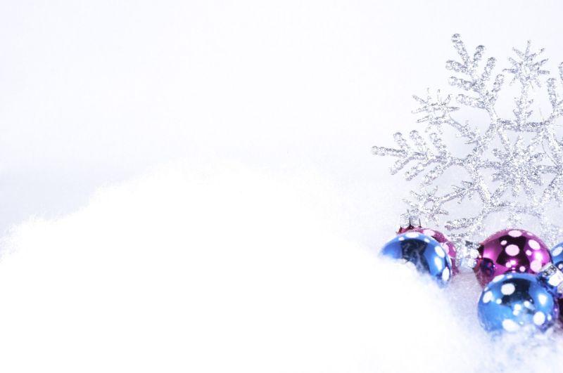 Schneeflocken-Glaser
