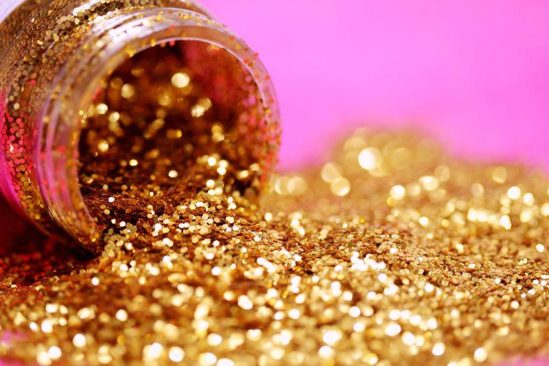 gold-Lichter-mit-Glitter-weihnachten