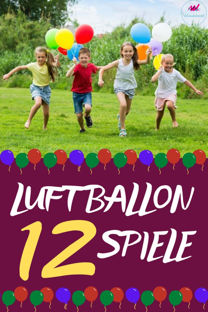 Luftballon Spiel: 12 Besten Luftballonspiele