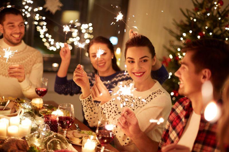 Silvester Ideen für Zuhause: So Planst Du Deine Silvesterfeier