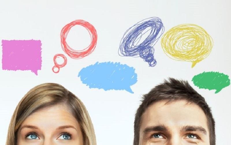 Frau-und-Mann-denken