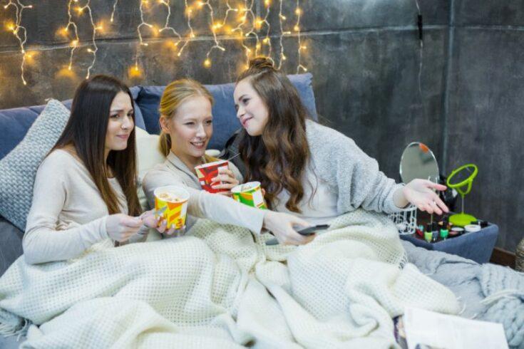 Mädelsabend-Ideen Und Tipps Für Den Perfekten Abend