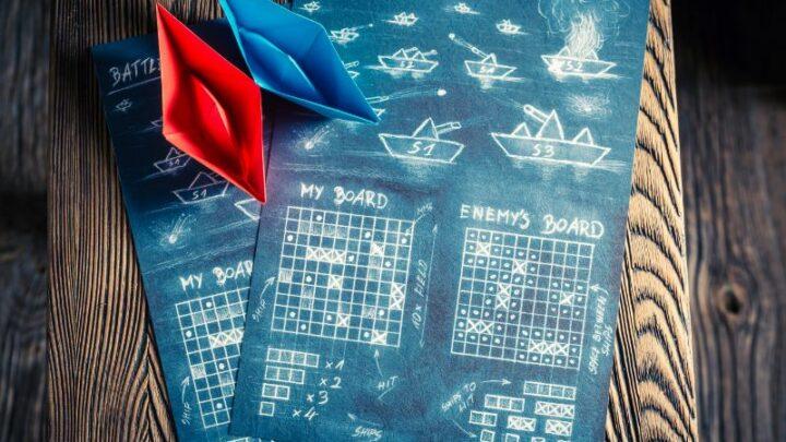Schiffe Versenken Regeln-Spiel Und Spaß Mit Schiffen!