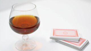 Zusammensetzung der Trink- und Spielkarten.