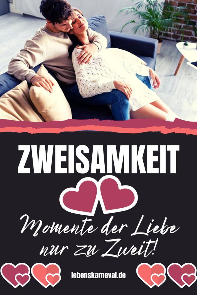 Zweisamkeit-Momente Der Liebe Nur Zu Zweit!