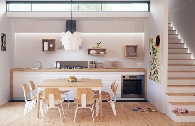 minimalistische-Wohnung