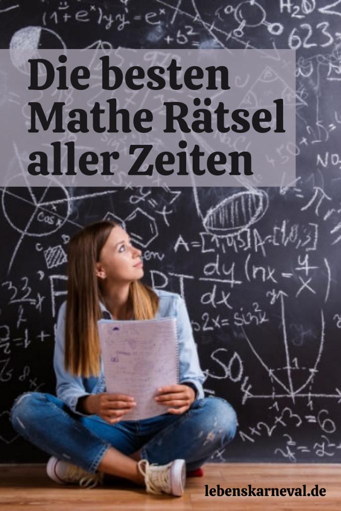 Die Besten Mathe Rätsel Aller Zeiten
