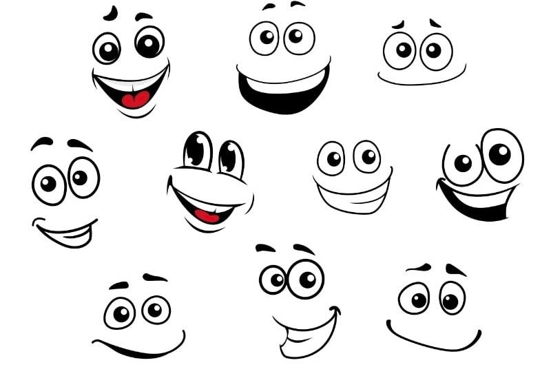 Eigenschaften menschen positive eines Positive Adjektive