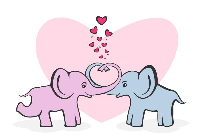 verliebte-elephanten