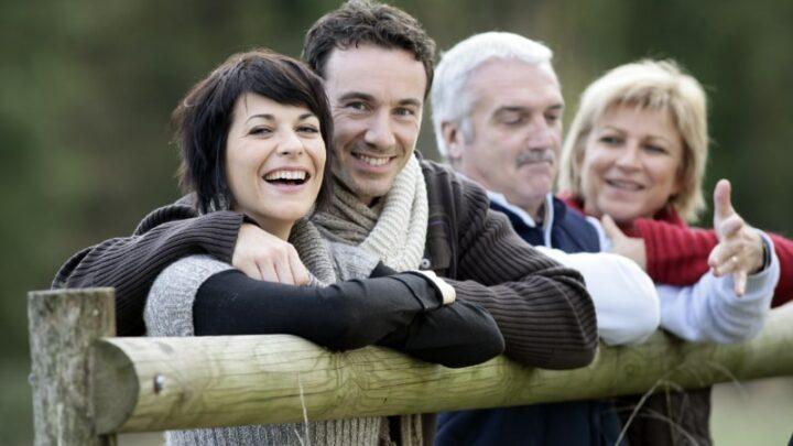Schwiegereltern: Wenn Die Familie Des Partners Mitmischt