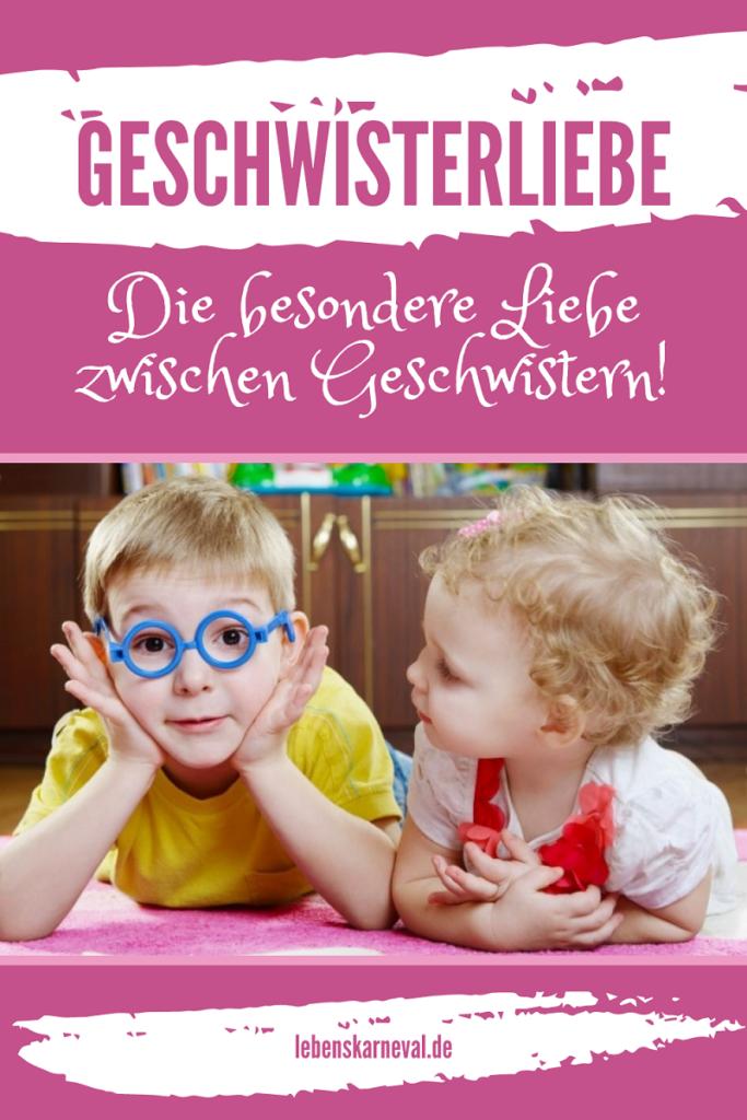 Geschwisterliebe: Die Besondere Liebe Zwischen Geschwistern!