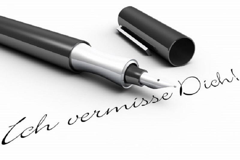 Ich-vermisse-dich-Stiftkonzept