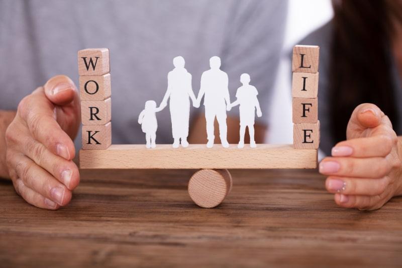 Paare-die-die-Vereinbarkeit-von-Beruf-und-Privatleben-mit-Familienzahlen-schutzen