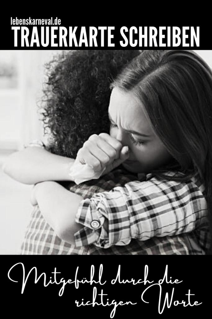 Trauerkarte Schreiben: Mitgefühl Durch Die Richtigen Worte
