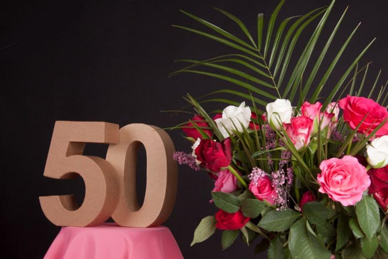 Frau ideen geburtstag 50 Ideen 50