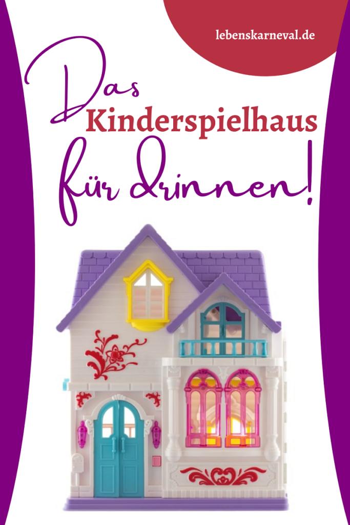 Das Kinderspielhaus Für Drinnen!