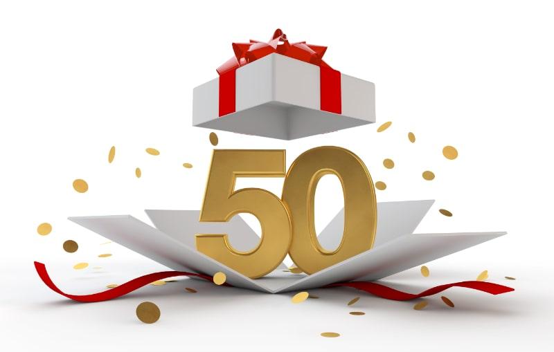 Geburtstag lustige mann 50 zum sprüche Geburtstagswünsche für