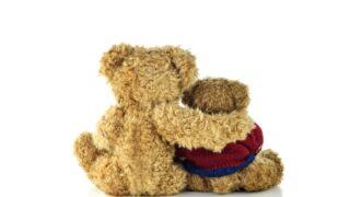 Trauer-Teddybären