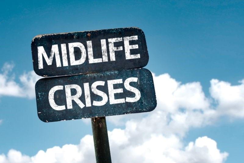 Midlife-Crises-Zeichen