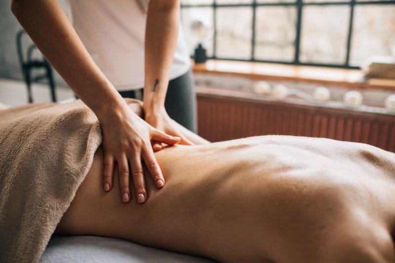 massage für deinen man